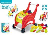 Набор Магазин игрушечный 889-137/138  свет,звук,тележка,продукты, в коробке 37,5*6*28,3 см