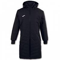 Куртка зимняя удлиненная черная Joma ISLANDIA II