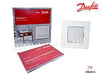 Термостат комнатный Danfoss Icon Programmable (230 В) накладной программируемый (088U1025)
