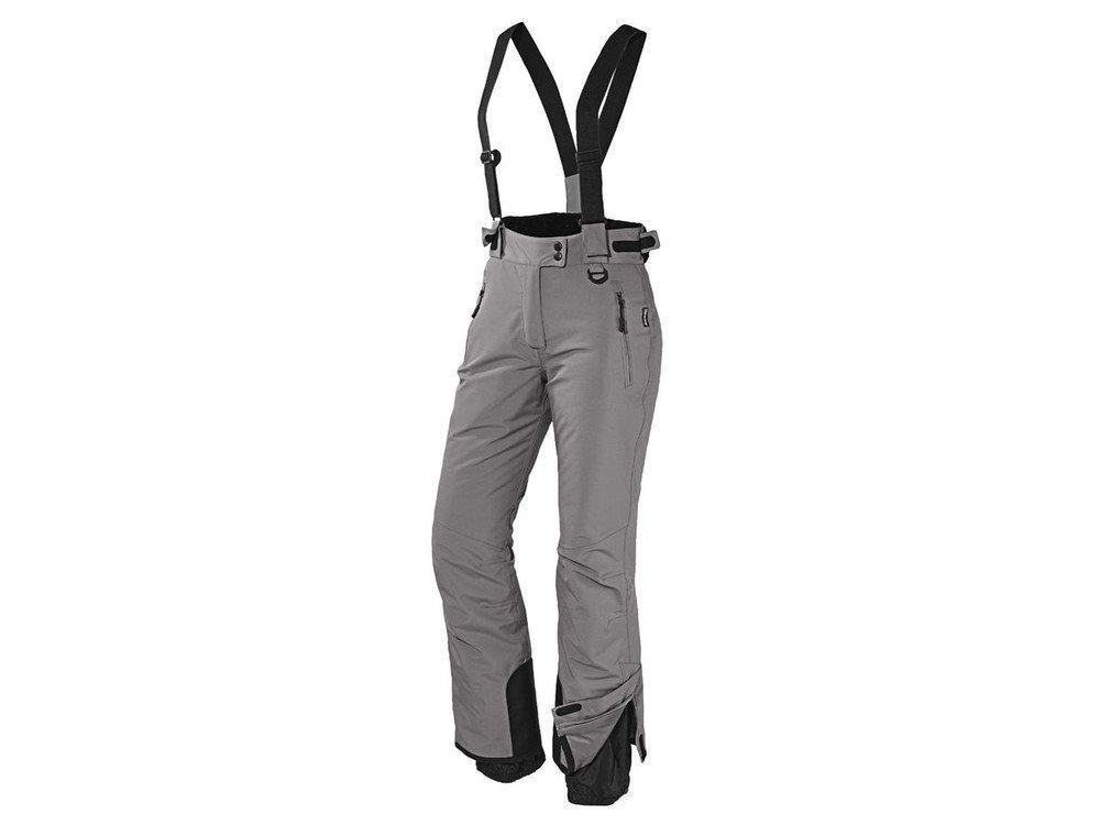 Лыжные штаны женские серые CRIVIT PRO Recco р.42 (наш 48)