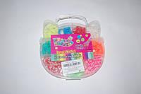 Набор резиночек для плетения Rainbow Loom Bands Кошечка 600 шт.