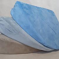 Наклонная подушка-позиционер живота для беременных