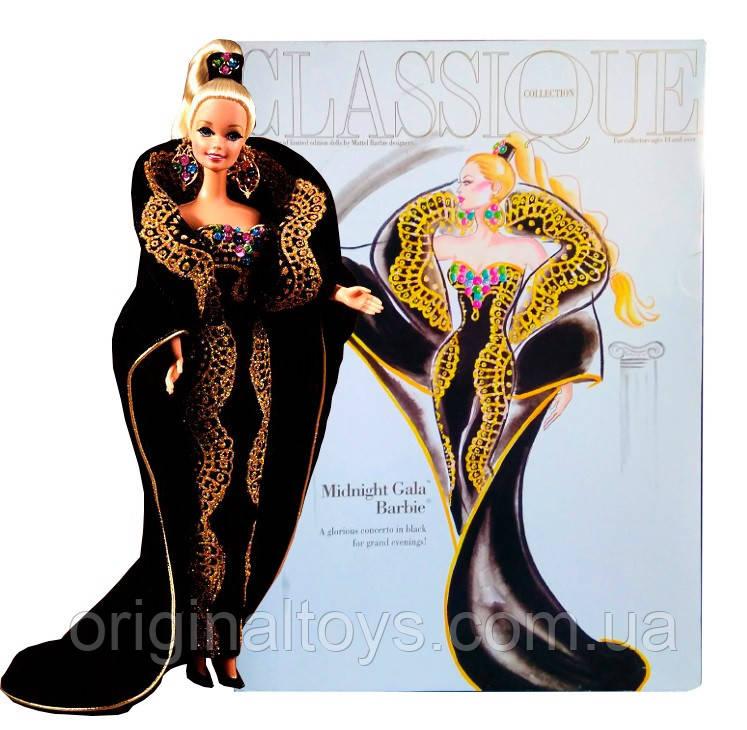 Колекційна лялька Барбі Barbie Midnight Gala Classique Collection 1995 Mattel 12999