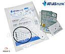 Система обратного осмоса Atlas Filtri OASIS DP STANDARD (5-ступенчатая) RE6075310, фото 2