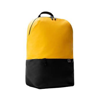 Рюкзак Xiaomi Simple Casual Backpack - Желтый / Черный