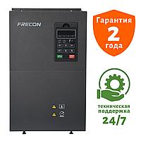 Преобразователь частоты на 30/37 кВт FRECON - FR500A-4T-030G/037PB - Входное напряжение: 3-ф 380V