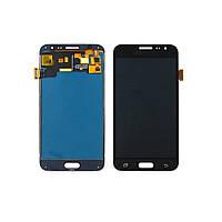 Дисплей (LCD) Samsung J320H/  DS Galaxy J3 (2016) TFT с сенсором чёрный  регулируется яркость  тестован