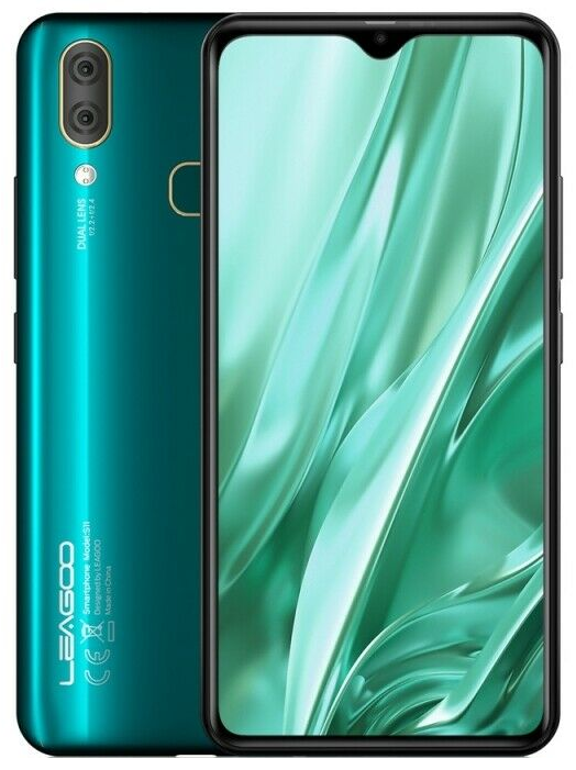 Leagoo S11 4/64 Gb green