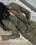 Святкова сукня з люрексу, фото 9