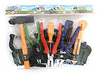 Набор инструментов игрушечный 99508-3, в пакете,16*21 см
