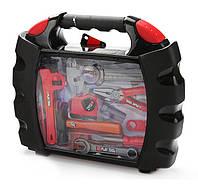 Набор инструментов игрушечный KY1068-204  в чемодане 39*33,5*9см