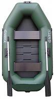 Резиновая, гребная надувная лодка ANVI 220 LUX 2 местная,резиновые лодки, надувные лодки, насосы, весла, лодки