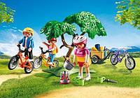 Игровые фигурки Playmobil Тур на горных велосипедах (6890)