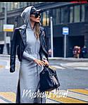 Тепла сукня з капюшоном, фото 2