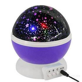 Ночник-проектор Star Master PLUS звездное небо