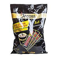 Напиток кофейный Jacobs 3в1 Dynamix 56 шт