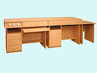 Комплект столов демонтарционных 3100*750*900 мм
