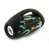 Беспроводная портативная колонка Boombox mini камуфляж