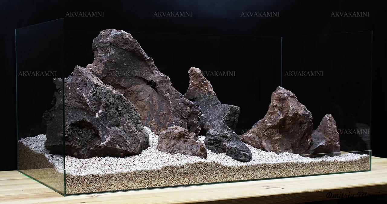Композиция К221 из Вулканической лавы
