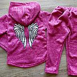 Теплый детский спортивный костюм из ангоры ANGEL, фото 2