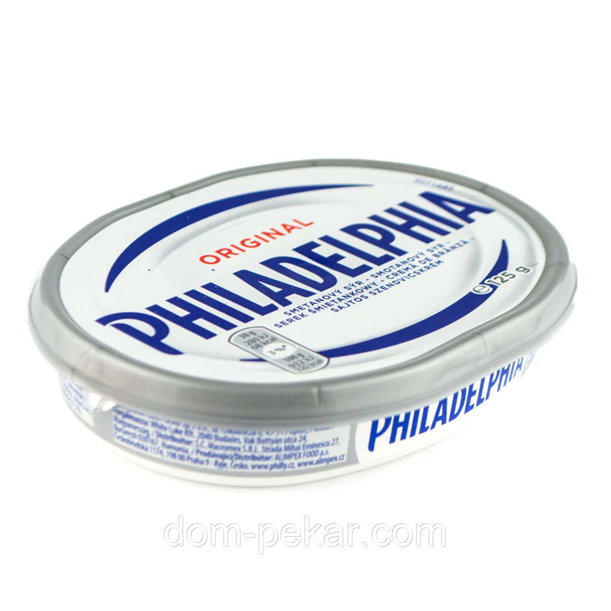 Филадельфия крем-сыр, 125 гр