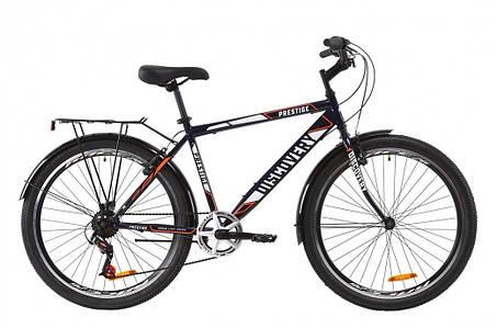 """Велосипед городской мужской 26"""" Discovery Prestige Man 2020 стальная рама 18"""", фото 2"""
