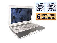 Ноутбук Acer Aspire One D270 10.1 (1024x600) / Intel Atom N2600 (2x1.6GHz) / RAM 2Gb / HDD 320Gb / АКБ 18Wh. / Сост. 8 из 10 БУ