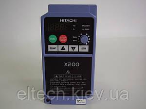 Частотный преобразователь X200-004SFEF, 0.4кВт, 220В