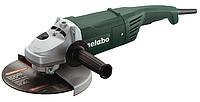 Угловая шлифмашина Metabo W 2200