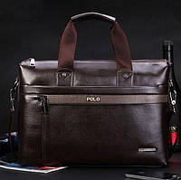 Мужская бизнес сумка Polo А4