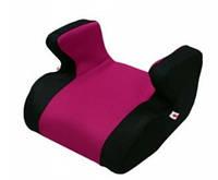 Детское автокресло бустер SINDO розовый 15 - 36 кг  автомобильние бустеры автокрісло