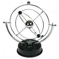 Настольный магнитный маятник Вечный двигатель (Сфера Mobile А603 / Орбита) вечный маятник / Сфера Ньютона