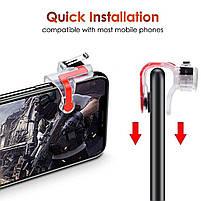 Триггеры для телефона PUBG Mobile Impulse MN (iOS, Android) Black, фото 7