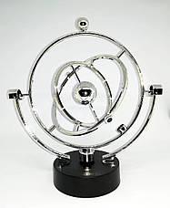 Маятник Вечный двигатель (Инерционный) А503, фото 3