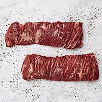 Стейк Мачете (Диафрагма), USDA Choice. Мраморная говядина из США. Зерновой откорм