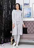 """Жіночий прогулянковий костюм з ангори """"Roland"""", фото 2"""