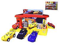 Детская игрушка паркинг для мальчиков  660-A111  в коробке40,5*26,5*8 см