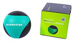 Медицинский мяч (медбол) IronMaster, 1-4 кг, фото 3