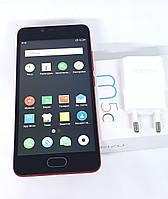 Мобильный телефон Meizu M5c 16Gb RED