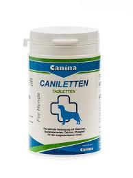 Витамины для собак и щенков Canina Caniletten (500 шт)