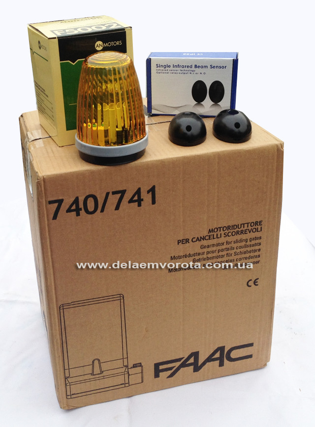 FAAC-740 купить недорого