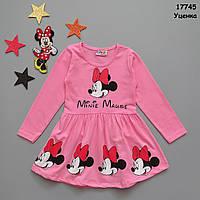 Платье Minnie Mouse для девочки. 110-116 см, фото 1