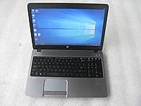15.6' ноутбук HP ProBook 450 G1 i5-4200U 2.4GHz 4GB 128 GB SSD web-cam АКБ 4ч#917