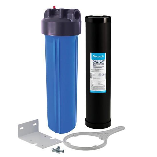 Фильтр Ecosoft ВВ20 от сероводорода