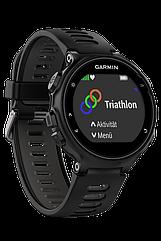 Смарт-годинник Garmin Forerunner 735XT Black/Gray Watch Only Чорний/Сірий