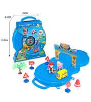 Автотрек игрушечный   G2012 в кор.33,5*6,5*29см
