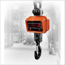 Электронные крановые весы ВКД-А 10 тонн