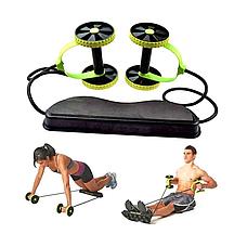Домашний тренажер Revoflex Xtreme с 6-ю уровнями тренировки, черный цвет, фото 3