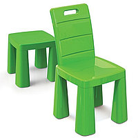 """Детский стульчик ТМ """"Долони""""  (04690-2) Зеленый"""