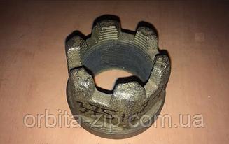375107-10 Гайка М48х2 буксирного устройства МАЗ (пр-во МАЗ)